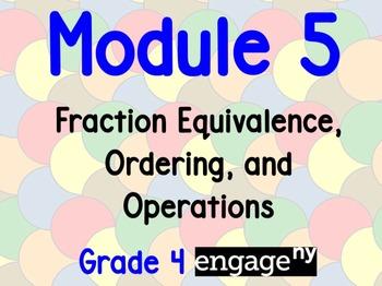 EngageNY Grade 4 Module 5 Flipchart