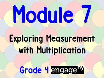 EngageNY Grade 4 Module 7 Flipchart