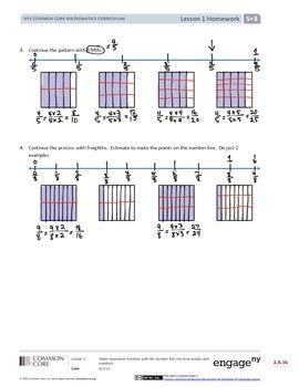 EngageNY (Eureka Math) Grade 5 Module 3 Answer Key