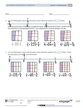EngageNY (Eureka Math) Grade 5 Module 3 Answer Key
