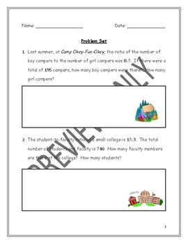 EngageNY Grade 6 Mathematics Module 1-Topic A-Lessons 1-8