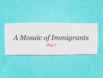 EngageNY Immigration Day 7
