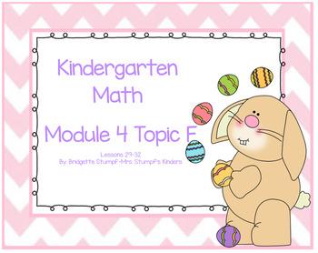 SMARTBOARD EngageNY Eureka Kindergarten Math Module 4 Topi
