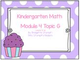SMARTBOARD EngageNY Eureka Kindergarten Math Module 4 Topic G Lessons 33-36