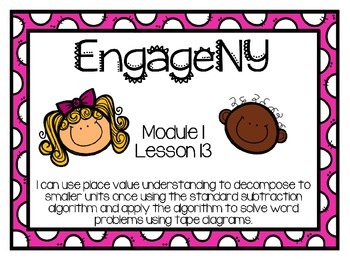 EngageNY Math 4th Grade Module 1, Lesson 13