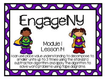 EngageNY Math 4th Grade Module 1, Lesson 14