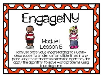 EngageNY Math 4th Grade Module 1, Lesson 15