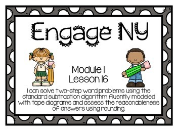 EngageNY Math 4th Grade Module 1, Lesson 16