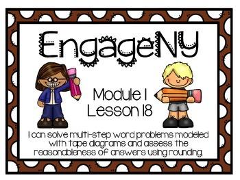 EngageNY Math 4th Grade Module 1, Lesson 18