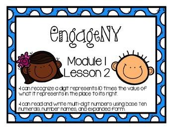 EngageNY Math 4th Grade Module 1, Lesson 2
