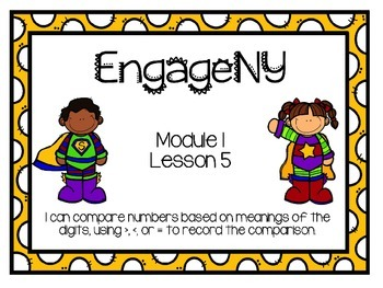 EngageNY Math 4th Grade Module 1, Lesson 5
