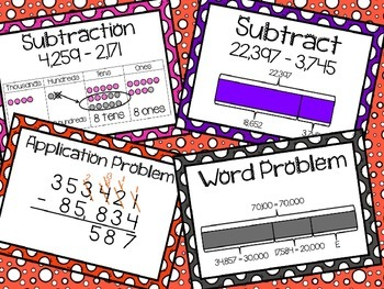 EngageNY Math 4th Grade Module 1, Section E (Lessons 13-16)