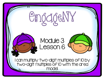 EngageNY Math 4th Grade Module 3, Lesson 6