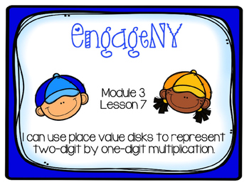 EngageNY Math 4th Grade Module 3, Lesson 7