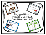 EngageNY Math 4th Grade Module 3, Section E Part 1 (Lesson