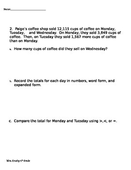 EngageNY Math Grade 4 Module 2 Review