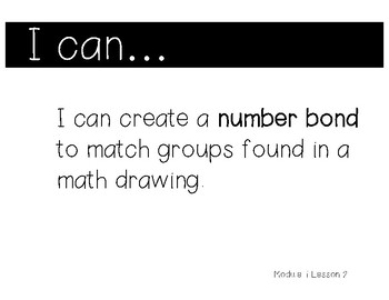 EngageNY Math I Can Statements