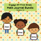 EngageNY Math Journal Grade 1 Bundle