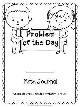 EngageNY Math Journal Grade 1 Module 2