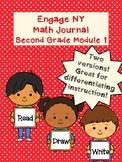 EngageNY Math Journal Grade 2 Module 1