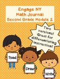EngageNY Math Journal Grade 2 Module 2