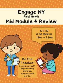 EngageNY Mid Module 4 Review