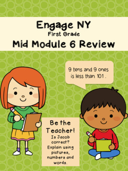 EngageNY Mid Module 6 Review