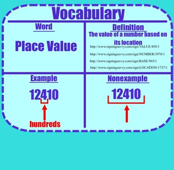 EngageNY Module 1 Lesson 6