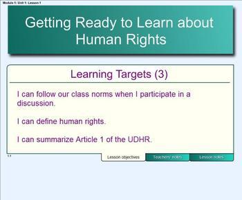 EngageNY Grade 5 ELA Module 1 - Unit 1 - Lesson 1
