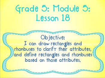 EngageNY PowerPoint Presentations Fifth Grade: Module 5 Lessons 1-21