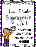 EngageNY PowerPoint Presentation/App Problems Third Grade: