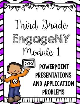 EngageNY PowerPoint Presentation/App Problems Third Grade: