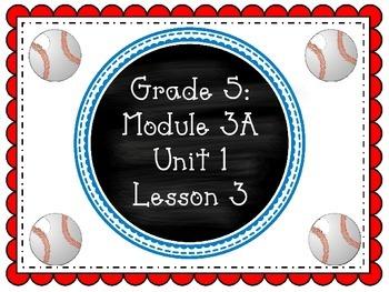 EngageNY PowerPoint Presentation Fifth Grade: ELA Module 3A Unit 1 Lesson 3