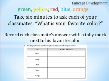 EngageNY PowerPoint Presentation Third Grade: Module 6 Lessons 1