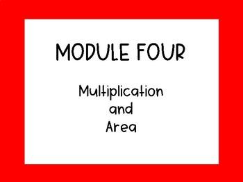 EngageNY and Eureka Math Objectives, Module 4, Third Grade