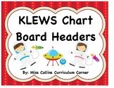 KLEWS Science Headers