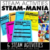 Engagement Made Easy:  STEAM Mania {6 STEAM Activities}