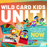 Engagement Made Easy:  The Wild Card Kids Book Companion