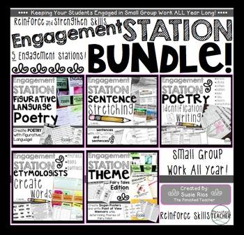 Engagement Station BUNDLE