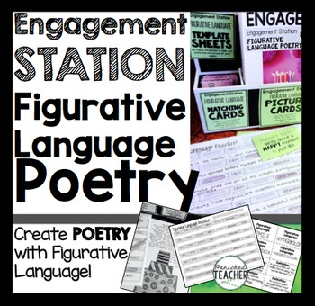 Engagement Station: Figurative Language Poetry