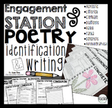 Engagement Station: Poetry Writing