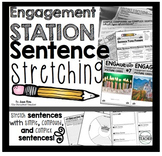 Engagement Station: Simple, Compound, and Complex Sentences