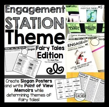 Engagement Station: Theme
