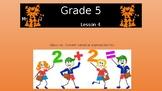 Engageny 5th Grade Math Module 2 Lesson 4