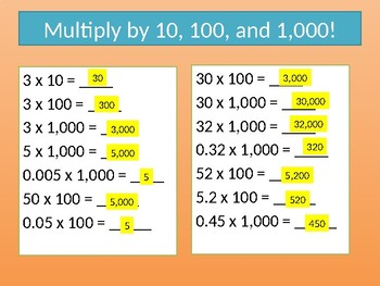 Engageny 5th grade math Module 2 Topic A Lesson 1