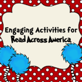 Engaging Activities for Read Across America Week Primary Grades Just Add Books