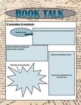 Engaging BookTalk Package