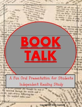 Engaging BookTalk Package