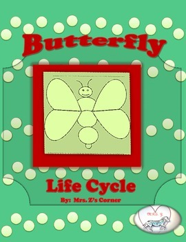 Engaging Butterfly Life Cycle Bundle!