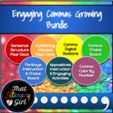 Engaging Commas Growing Bundle